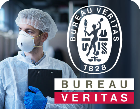 Bureau Veritas Clearance to perform specific in-house tests