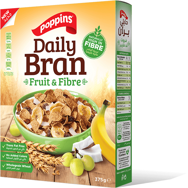Daily Bran Fruit & Fibre