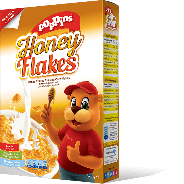 Honey Flakes