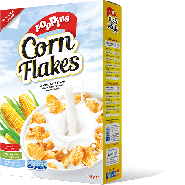 Toasted Corn Flakes